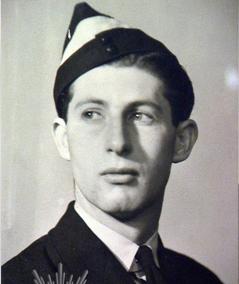 Military Pilot Peter Stuart Isaacson