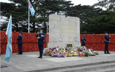 Australian Flying Corps Memorial – RAAF Base Point Cook, VICTORIA
