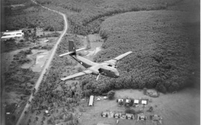 Honouring the RAAF on Vietnam Veterans' Day