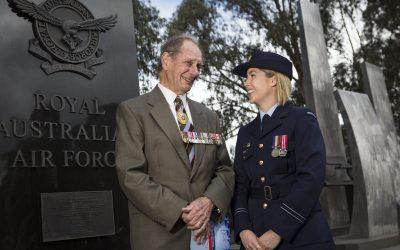Vale – AM Selwyn David Evans AC, DSO, AFC RAAF