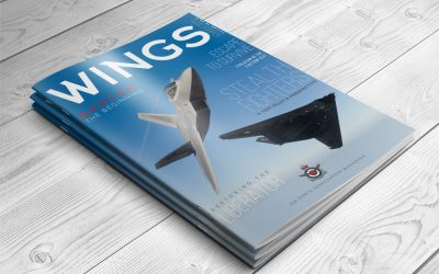 WINGS Summer Edition Out Now!
