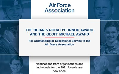 2021 AFA Service Awards